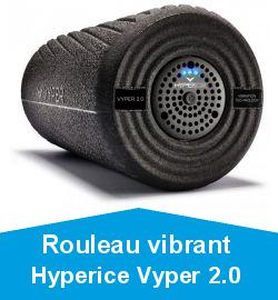 Rouleau vibrant Hyperice Vyper 2.0